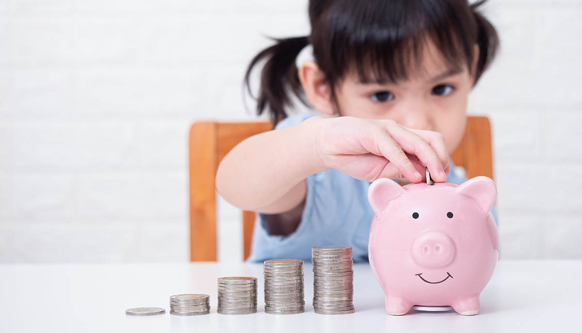 How Old Were You When You First Learned About Finances? How About Your Kids?