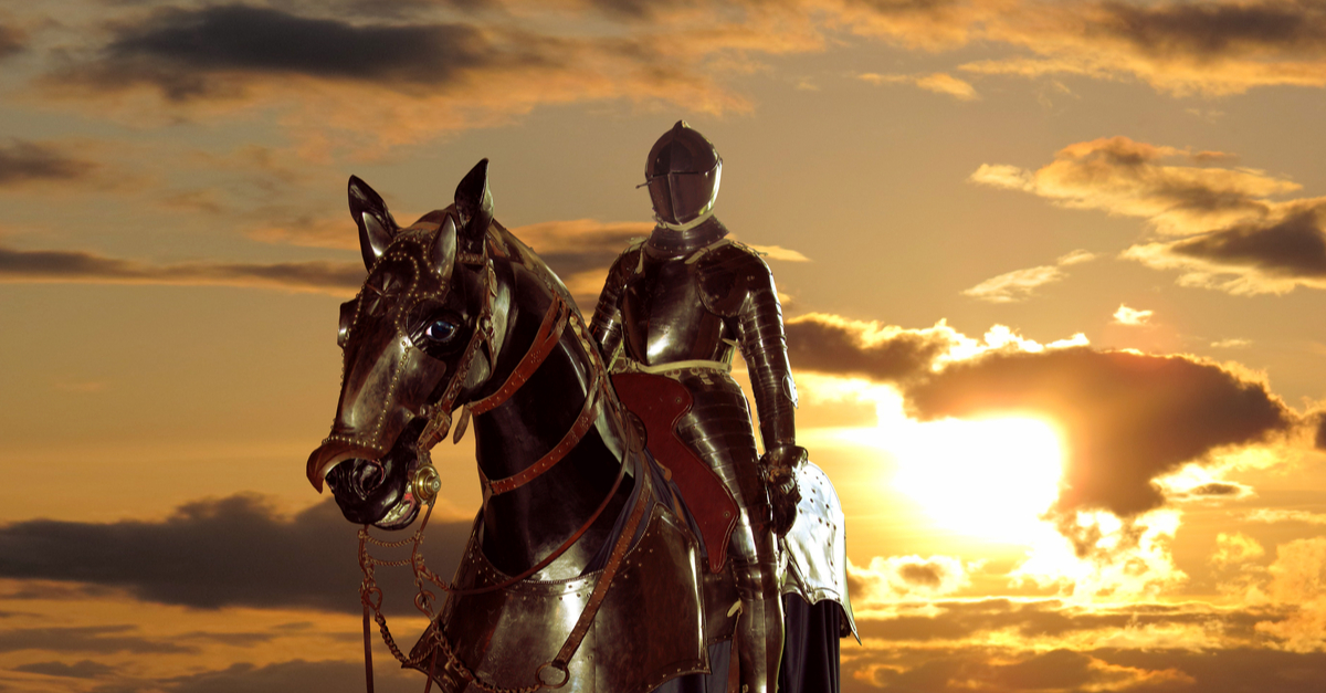 Why Hedge Fund Investors Are Like Monty Python's Black Knight